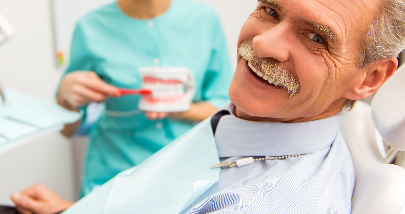 The Benefits of the Fountain of Youth Dentures in Overland Park, KS