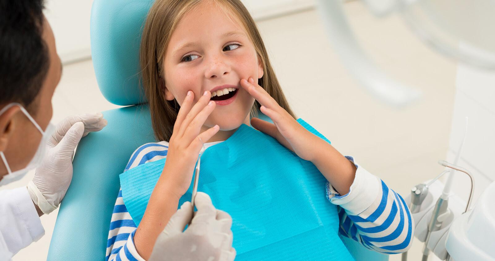 Overland Park, KS, dentist offers the Healthy Start Dental Program for children